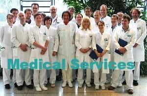 Больницы в Мюнхене