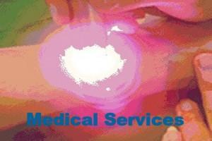 Лечение псориаза лазером в клиниках Мюнхена.